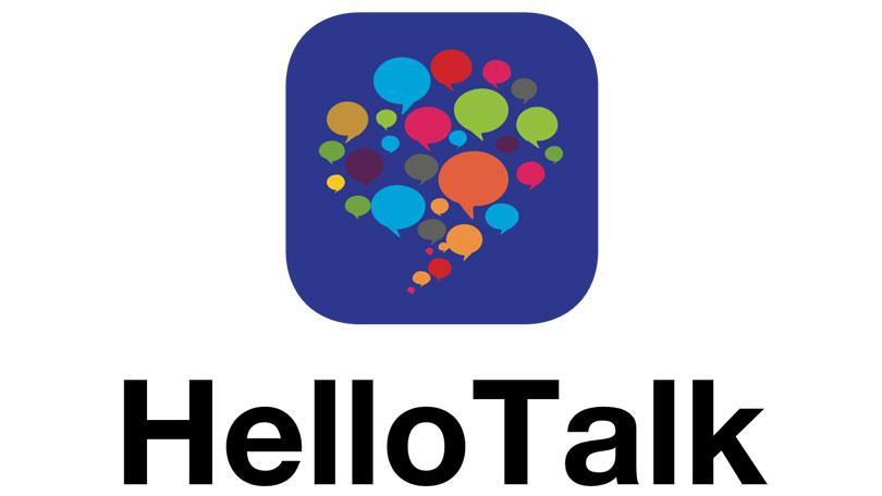 HelloTalk App chat