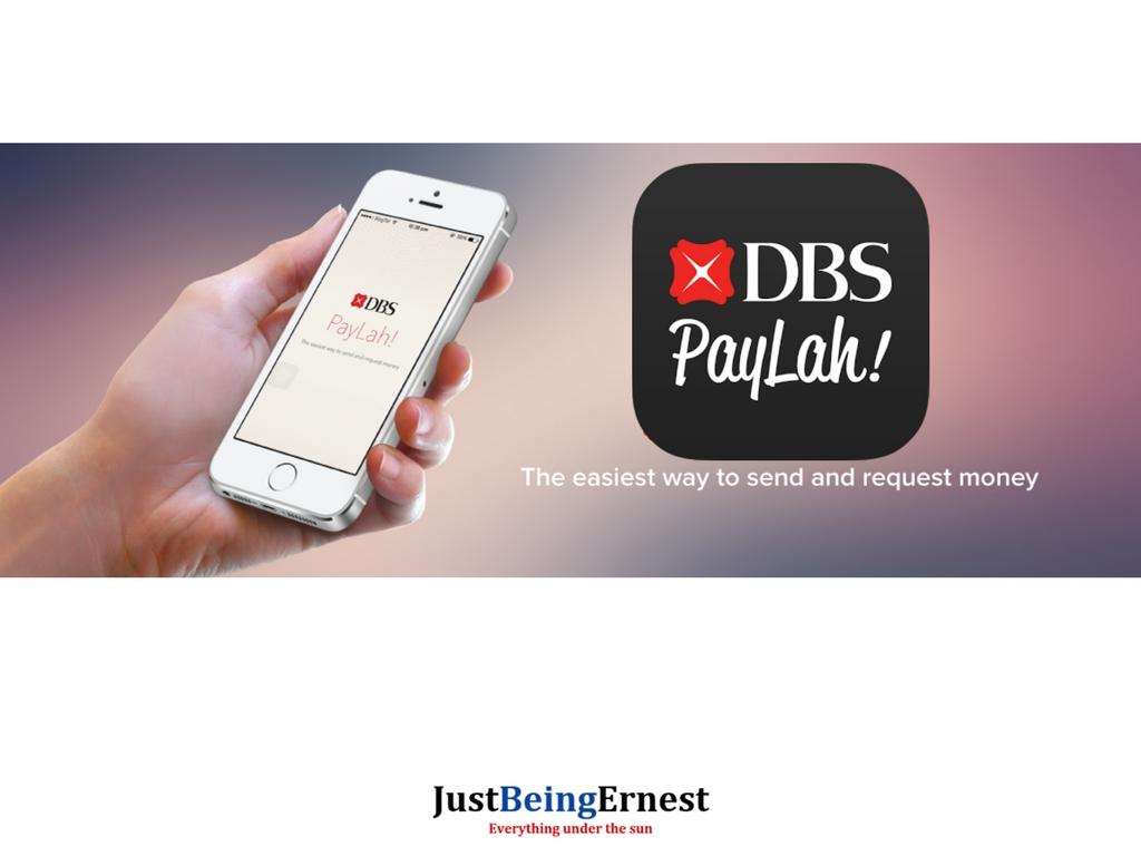 dbs paylah app