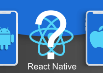 react native android app
