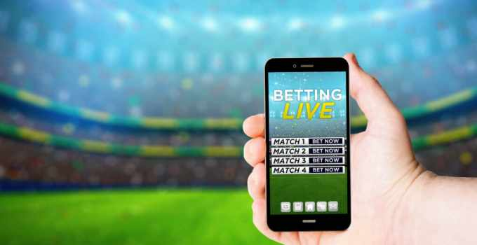 Live betting on Sports