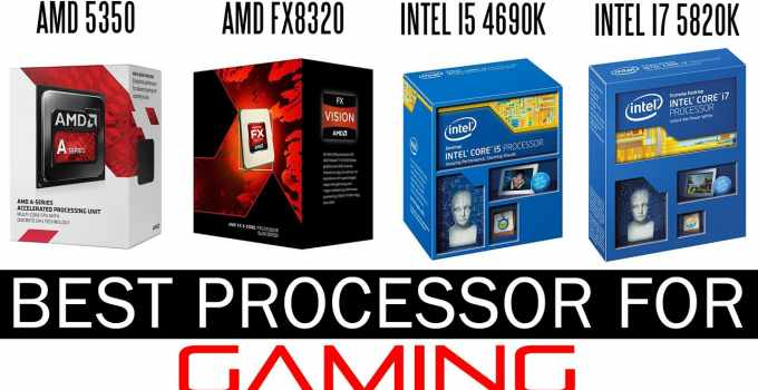 Best Processor For Gaming