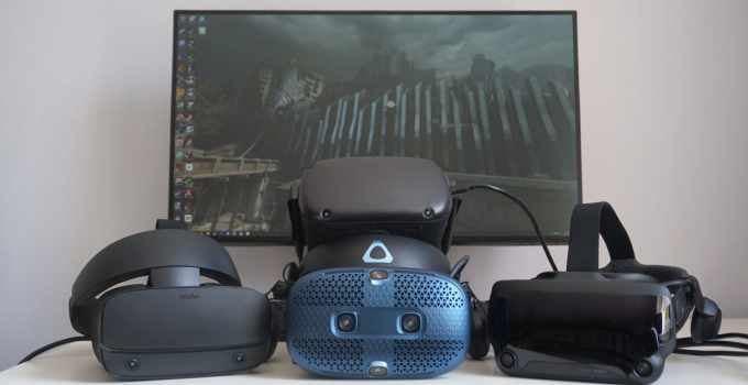 VR Headset For PC