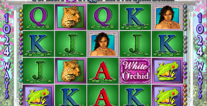 White Orchids Slots