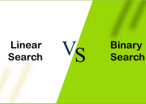 Difference between linear search and binary search