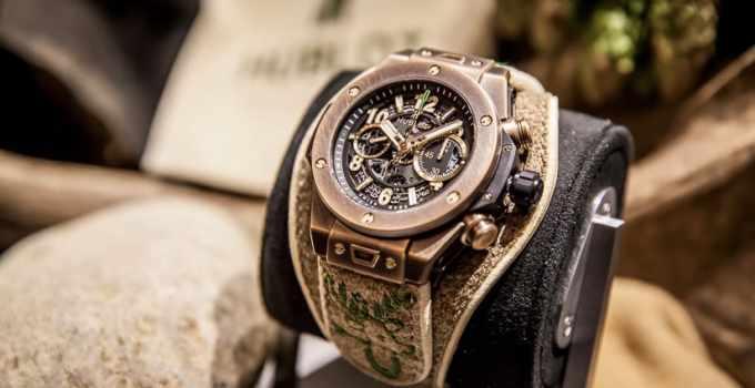 5 Luxury Watch Brands