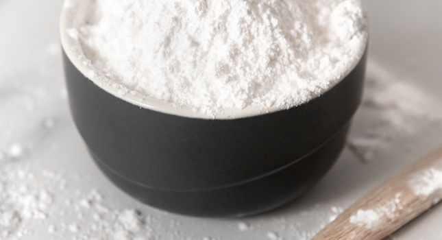 How to make powdered sugar?